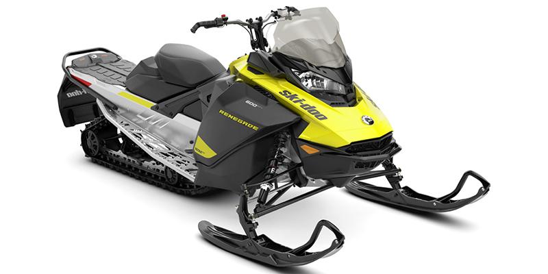 Renegade® Sport 600 EFI at Hebeler Sales & Service, Lockport, NY 14094