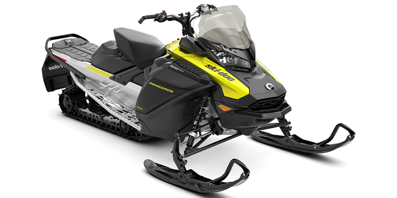 Renegade Sport® 600 ACE at Clawson Motorsports