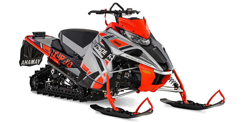 Snowmobile at Clawson Motorsports