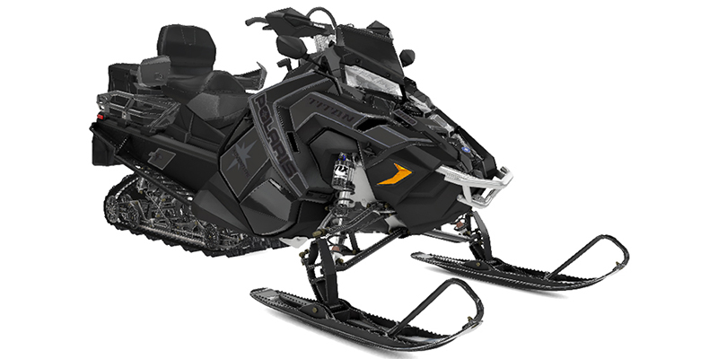 2021 Polaris TITAN® Adventure 155 at Cascade Motorsports