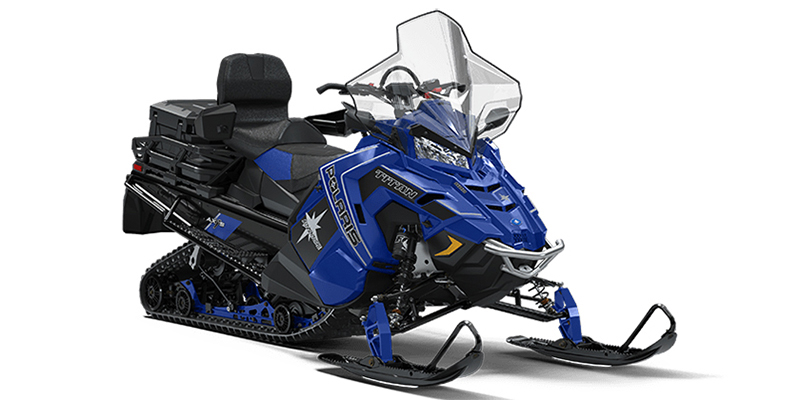 TITAN® Adventure 155 at Cascade Motorsports