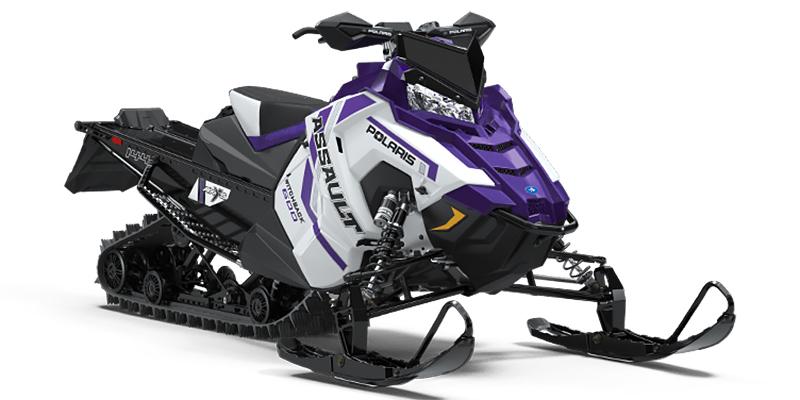600 Switchback® Assault® 144 at Clawson Motorsports