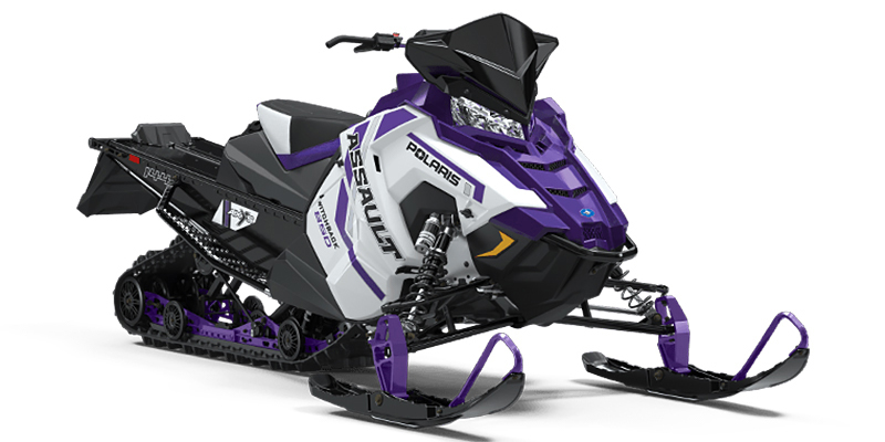 850 Switchback® Assault® 144 at Clawson Motorsports
