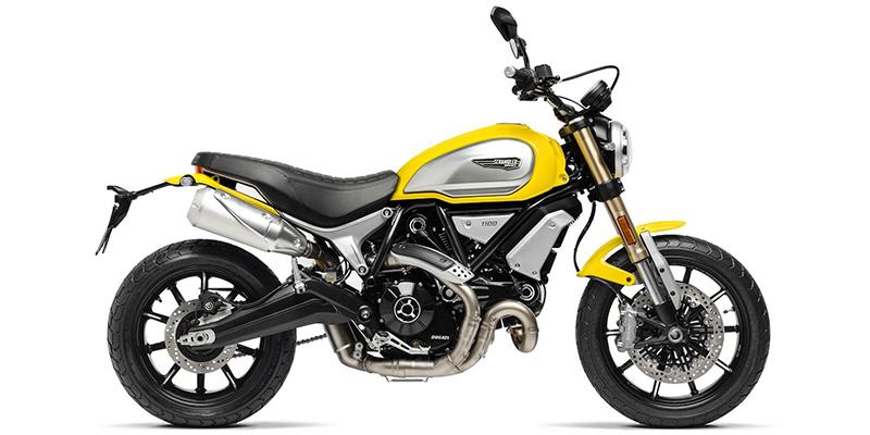 Scrambler® 1100 at Eurosport Cycle