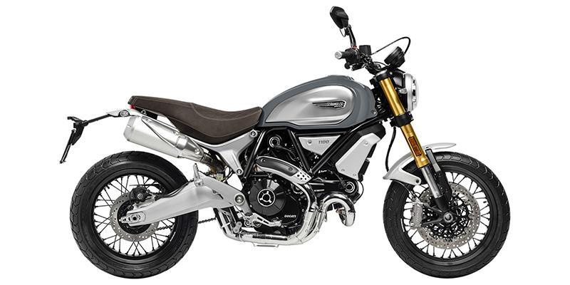 Scrambler® 1100 Special at Eurosport Cycle