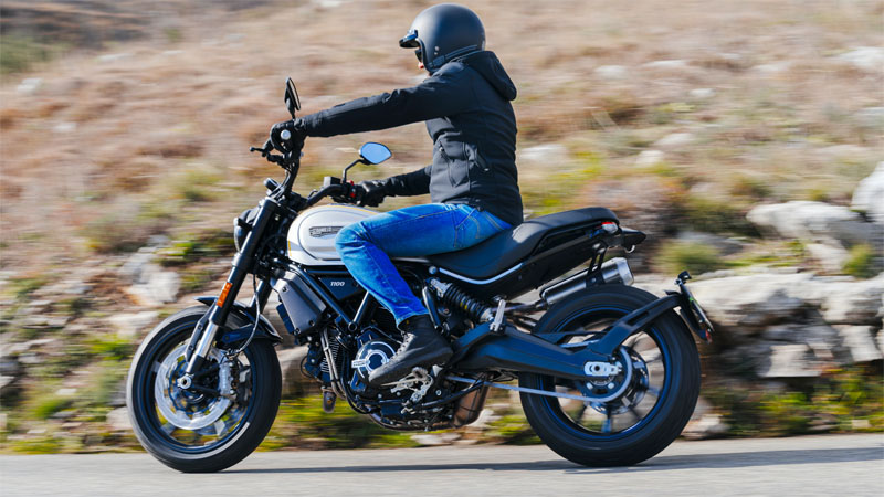2020 Ducati Scrambler® 1100 PRO at Eurosport Cycle