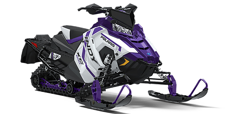 850 INDY® XC® 129 at Fort Fremont Marine