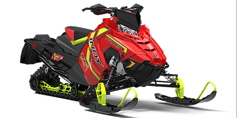 850 INDY® XC® 137 at Fort Fremont Marine