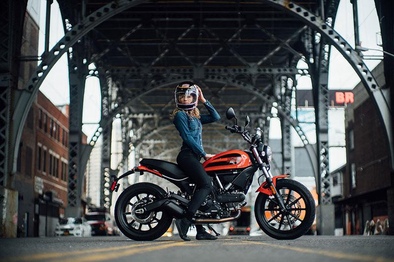 2020 Ducati Scrambler® Sixty2 at Eurosport Cycle