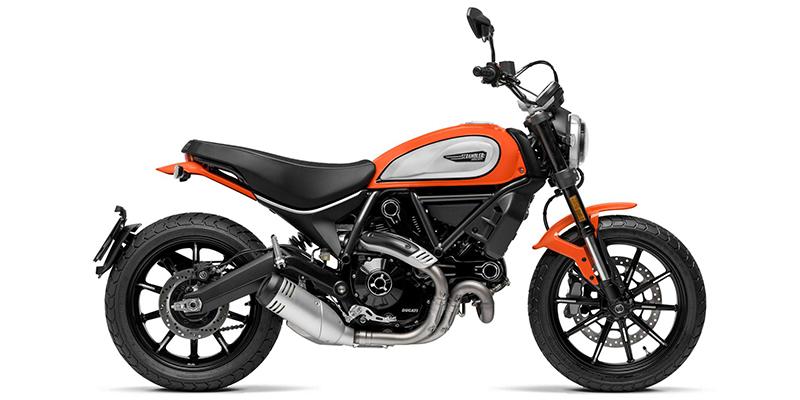 2020 Ducati Scrambler Icon at Lynnwood Motoplex, Lynnwood, WA 98037