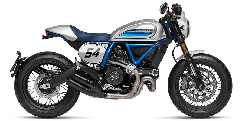 2020 Ducati Scrambler Cafe Racer at Lynnwood Motoplex, Lynnwood, WA 98037