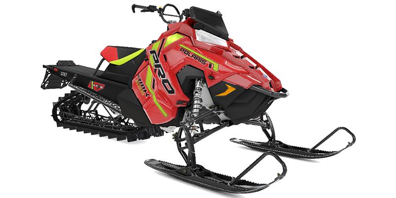 2021 Polaris PRO-RMK® 155 600 at Cascade Motorsports