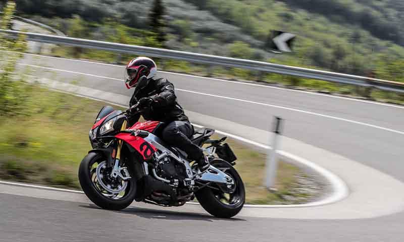 2020 Aprilia Tuono V4 1100 RR at Sloans Motorcycle ATV, Murfreesboro, TN, 37129