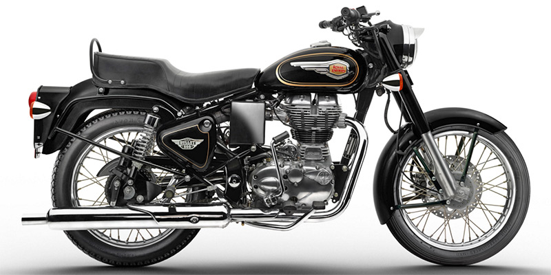 Bullet 500 EFI at Indian Motorcycle of Northern Kentucky