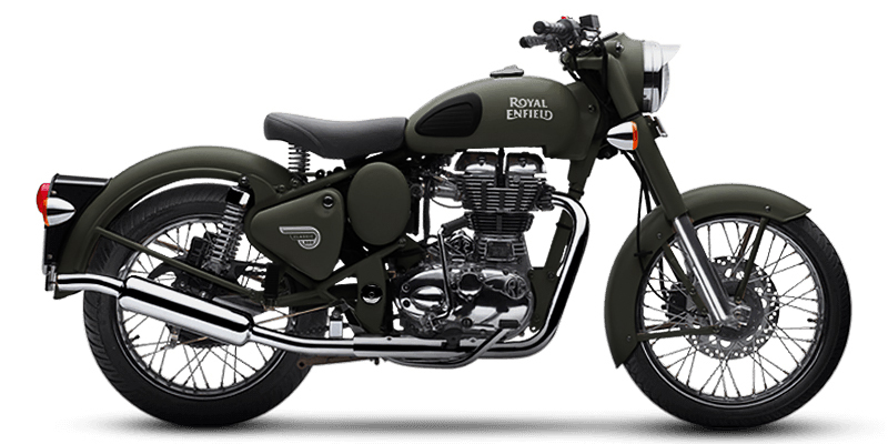 2020 Royal Enfield Classic Battle Green at Indian Motorcycle of Northern Kentucky