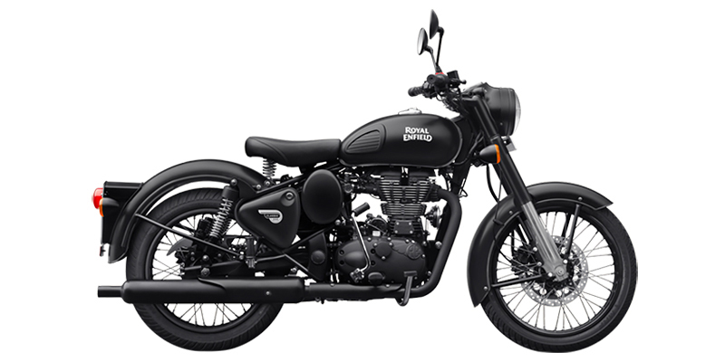 2020 Royal Enfield Classic Stealth Black at Indian Motorcycle of Northern Kentucky