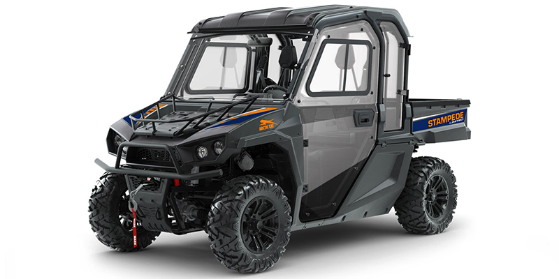 2020 Arctic Cat Stampede LTD EPS at Harsh Outdoors, Eaton, CO 80615