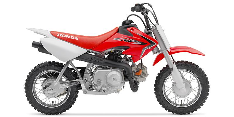 Motorcycle at Interstate Honda
