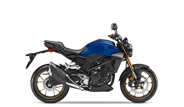 2021 Honda CB300R ABS ABS at Martin Moto