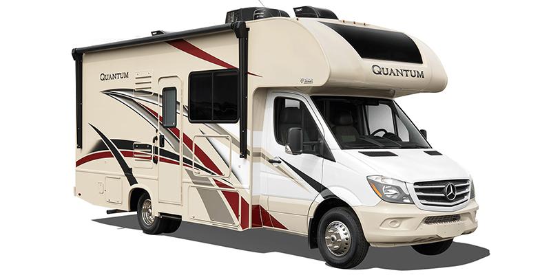 Quantum Sprinter KM24 at Prosser's Premium RV Outlet