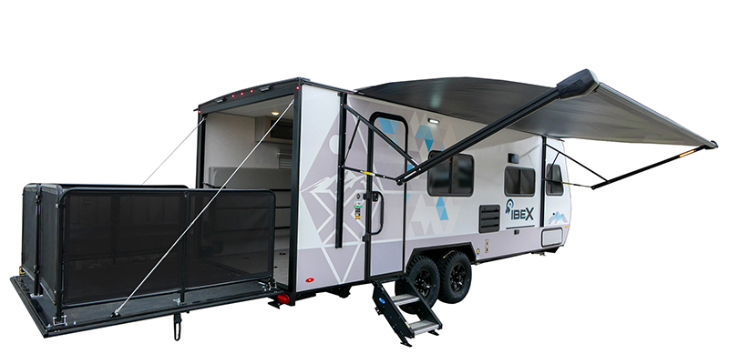 Ibex 19QTH at Prosser's Premium RV Outlet