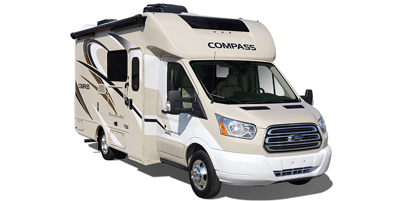Compass® RUV™ 23TE at Prosser's Premium RV Outlet