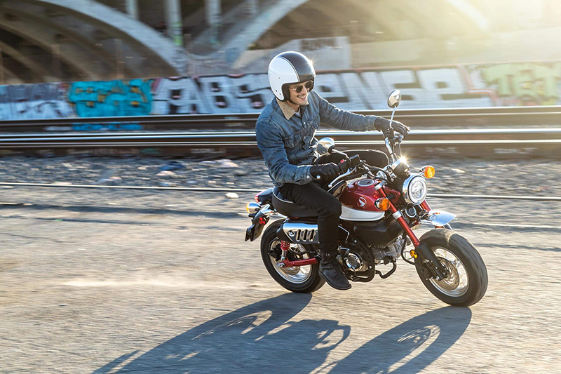 2021 Honda Monkey Base at Martin Moto