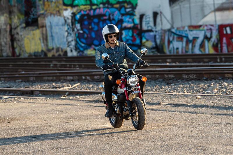 2021 Honda Monkey ABS at Sloans Motorcycle ATV, Murfreesboro, TN, 37129
