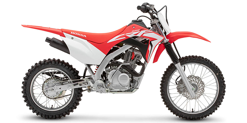 CRF125F at Interstate Honda
