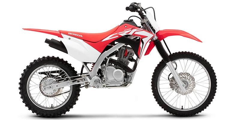 2021 Honda CRF 125F (Big Wheel) at Sloans Motorcycle ATV, Murfreesboro, TN, 37129