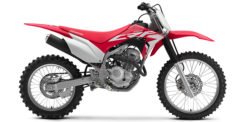CRF250F at Interstate Honda