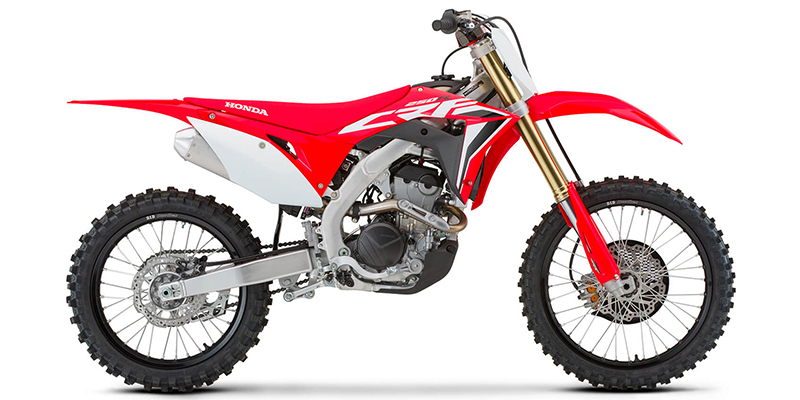 CRF250R at Interstate Honda