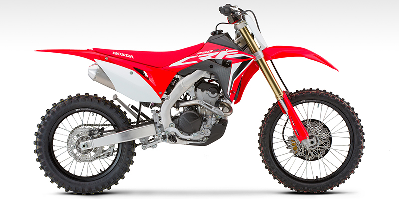 CRF250RX at Interstate Honda