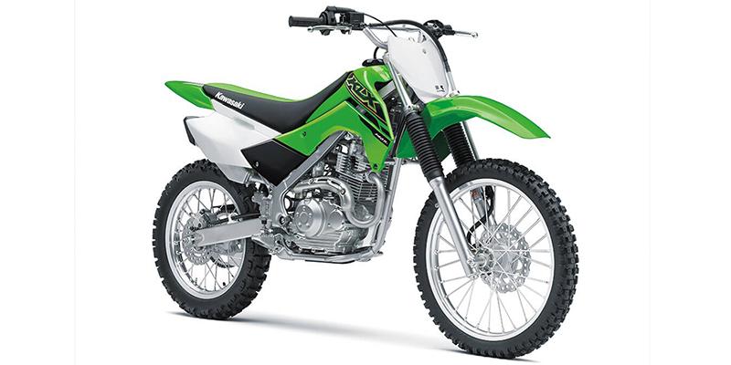 2021 Kawasaki KLX 140R L at Thornton's Motorcycle - Versailles, IN