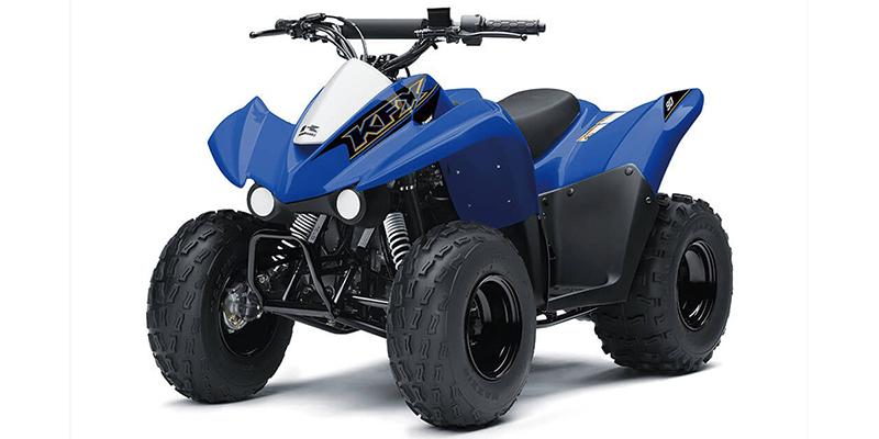 2021 Kawasaki KFX® 90 at Kawasaki Yamaha of Reno, Reno, NV 89502