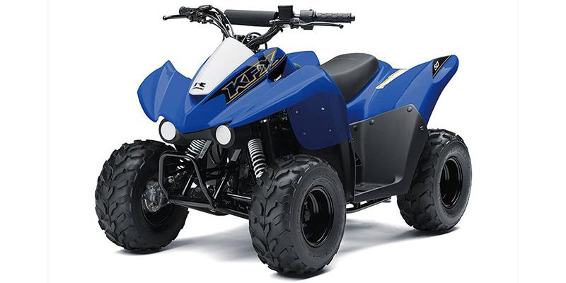 2021 Kawasaki KFX 50 at Got Gear Motorsports