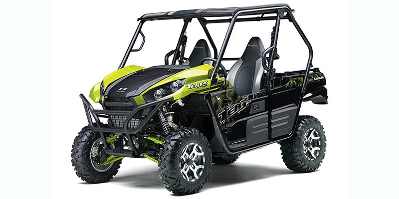 Kawasaki at ATVs and More