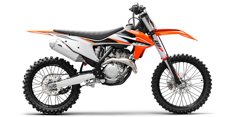2021 KTM SX 350 F at Sloans Motorcycle ATV, Murfreesboro, TN, 37129