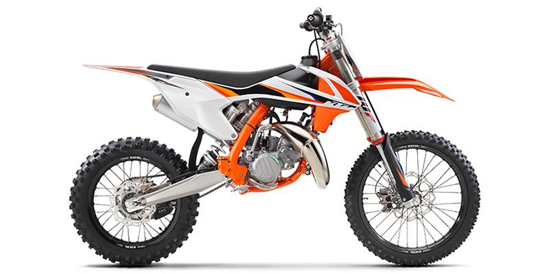 85 SX 19/16 at Pitt Cycles