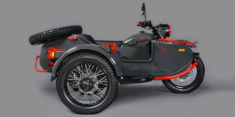 2020 Ural Red Sparrow Base at Randy's Cycle, Marengo, IL 60152