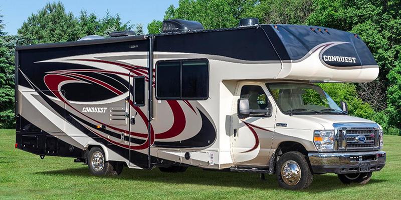 Conquest LE Class C 6237LE at Prosser's Premium RV Outlet