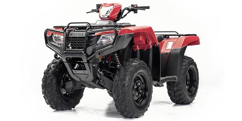 2021 Honda FourTrax Foreman 4x4 EPS at Sloans Motorcycle ATV, Murfreesboro, TN, 37129