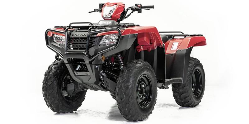 2021 Honda FourTrax Foreman 4x4 at Sloans Motorcycle ATV, Murfreesboro, TN, 37129