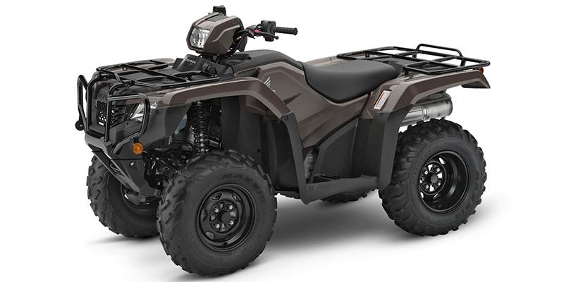 FourTrax Foreman® 4x4 ES EPS at Wild West Motoplex