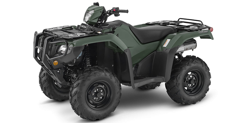 2021 Honda FourTrax Foreman® Rubicon 4x4 Automatic DCT at Bettencourt's Honda Suzuki