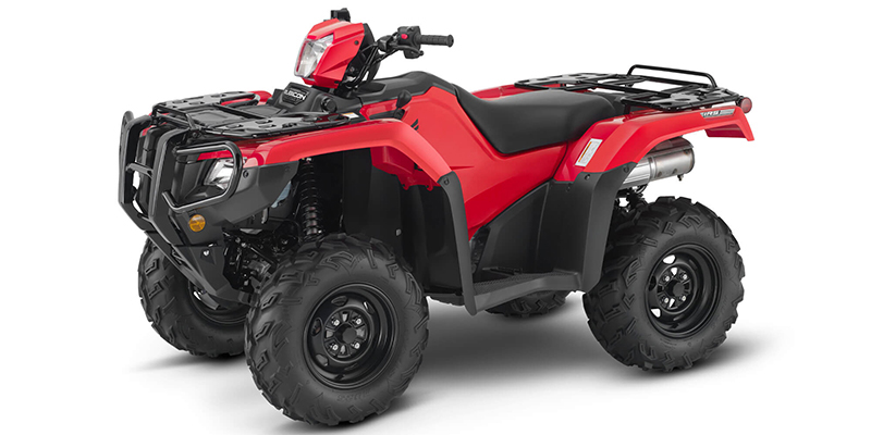 FourTrax Foreman® Rubicon 4x4 Automatic DCT at Interstate Honda