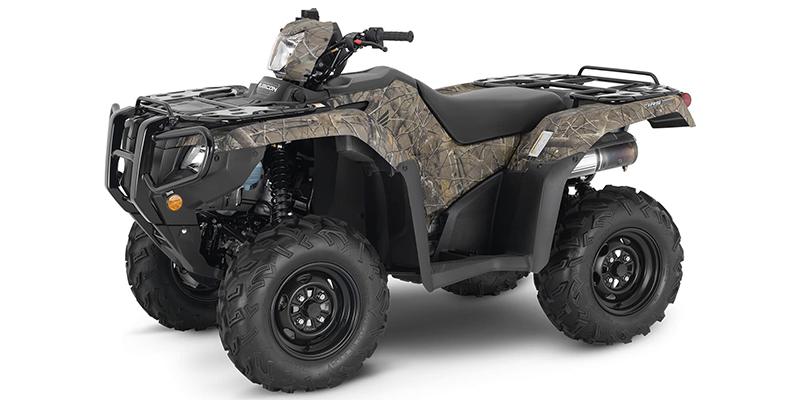 2021 Honda FourTrax Foreman Rubicon 4x4 EPS at Sloans Motorcycle ATV, Murfreesboro, TN, 37129