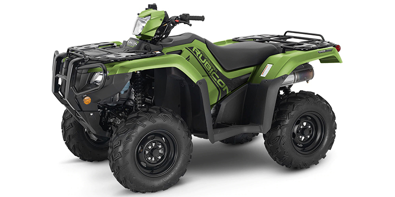 FourTrax Foreman® Rubicon 4x4 EPS at Kent Motorsports, New Braunfels, TX 78130