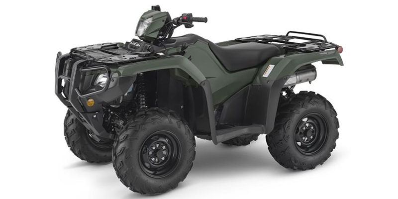 FourTrax Foreman® Rubicon 4x4 Automatic DCT EPS at Interstate Honda