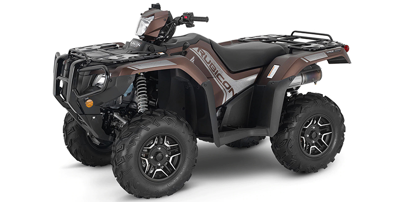 2021 Honda FourTrax Foreman® Rubicon 4x4 Automatic DCT EPS Deluxe at Sun Sports Cycle & Watercraft, Inc.